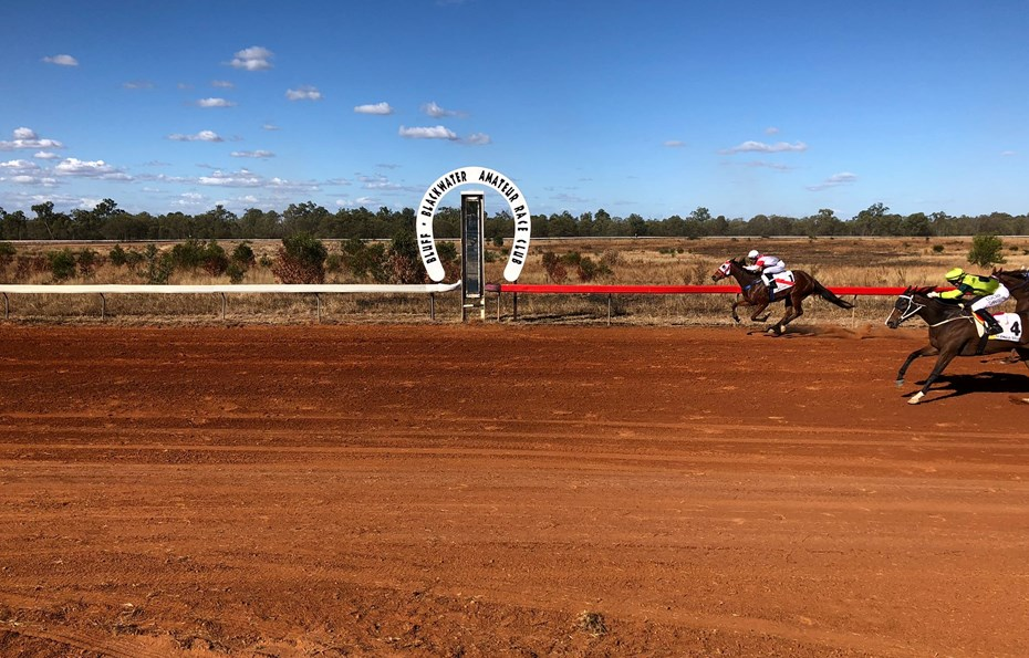 Bluff - Blackwater Amateur Race Club